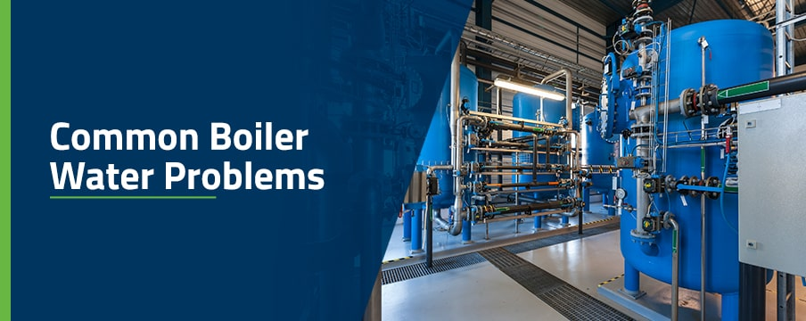 Common Boiler Water Problems