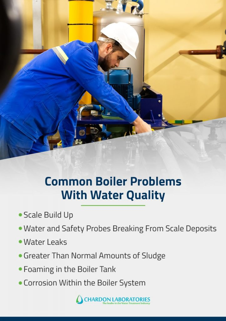 Common Boiler Problems With Water Quality