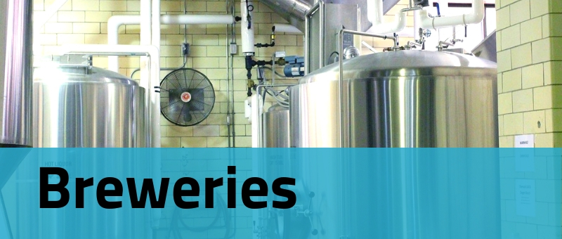 Boiler Water Treatment Services for Breweries