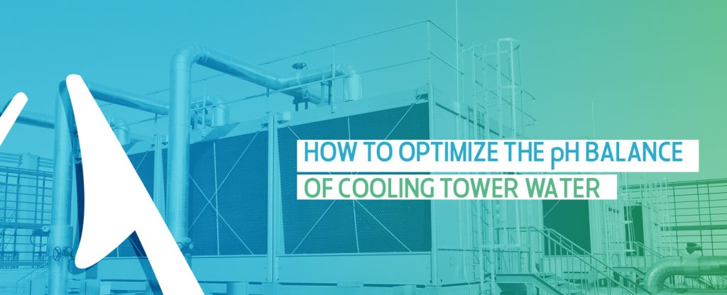 A guide on how to optimize cooling tower pH balance
