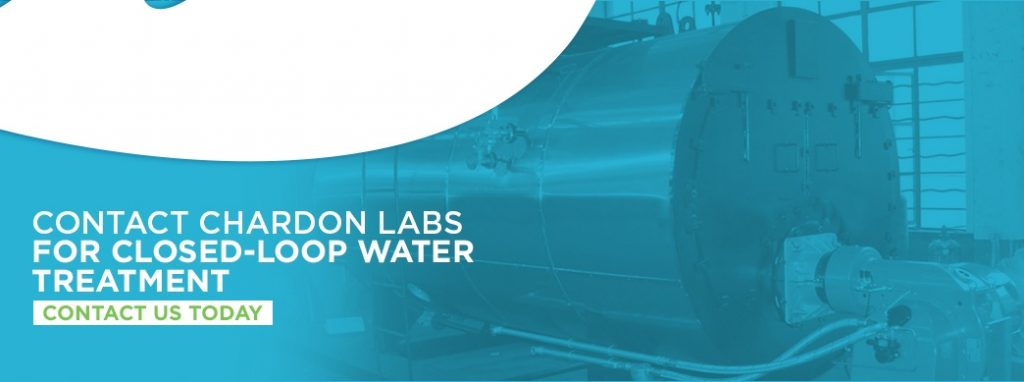 closed loop water treatment professionals