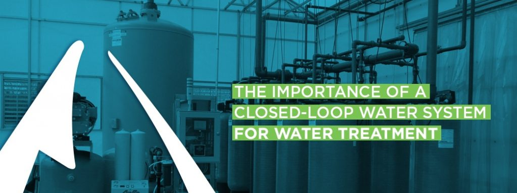 importance of a closed loop water treatment system