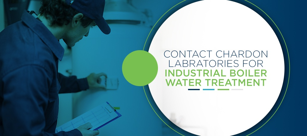 Contact Chardon Labratories for Industrial Boiler Water-Treatment