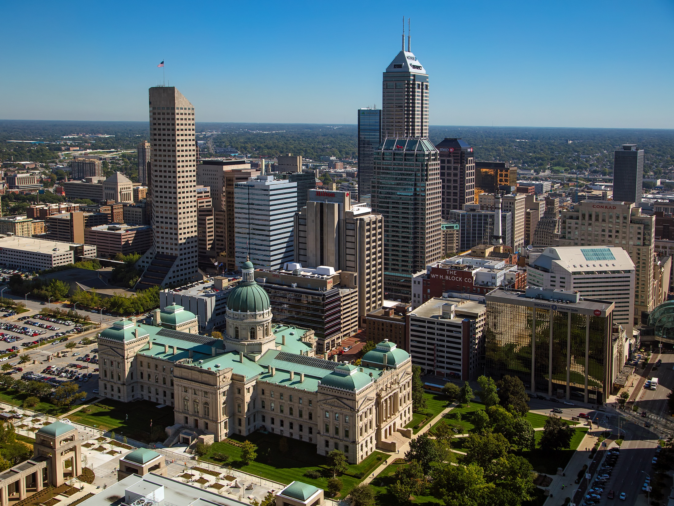 water treatment services in Indiana