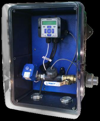conductivity controller from advantage controls